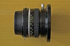 Nikon Nikorr 20 mm 3.5 Weitwinkel, Superweitwinkel