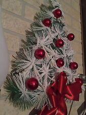 Beautiful Vintage Christmas Tree Wreath In Original Box Arlans Department Store