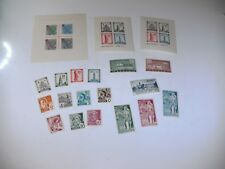 Baden 1948-1949 Sammlung ** postfrisch fast komplett mit den 3 Blöcken