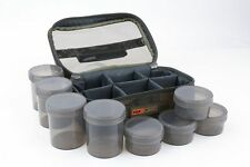 Fox CamoLite Carp Fishing Luggage Range - 8 Pot Glug Case   -CLU310