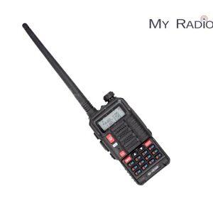 BAOFENG 10R HAM Transceiver Wireless Radio Communication LCD CTCSS DCS Intercom