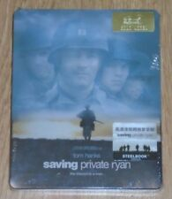 Saving Private Ryan (blu-ray) Steelbook - HDzeta (Full slip). NEW & SEALED.