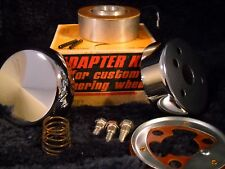 NOS 3582 GRANT STEERING WHEEL ADAPTER/HORN KIT- FITS 1968-1970 Toyota Corollas