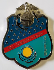 USMC United States Marine Corps DOS MSG-Det Almaty Kazakhstan Central Asia
