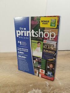 (ACTIVATION CODE ONLY) The Printshop Deluxe Version 4 For PC,