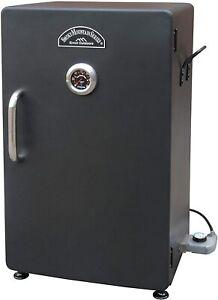 "Landmann 32948 Smoky Mountain Outdoor 26"" Corded Electric Smoker Steel 1500W"