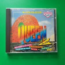 """CD BOOTLEG QUEEN  """" live usa """"  hard rock"""
