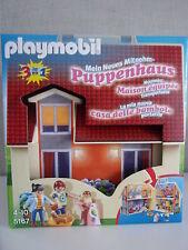 Playmobil 3in1 5167 Mein nuevo Mitnehm casa de muñecas - nuevo y emb. orig.