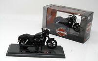Modell Motorrad 1:18 Harley Davidson Street 750 schwarz 2015 Maisto