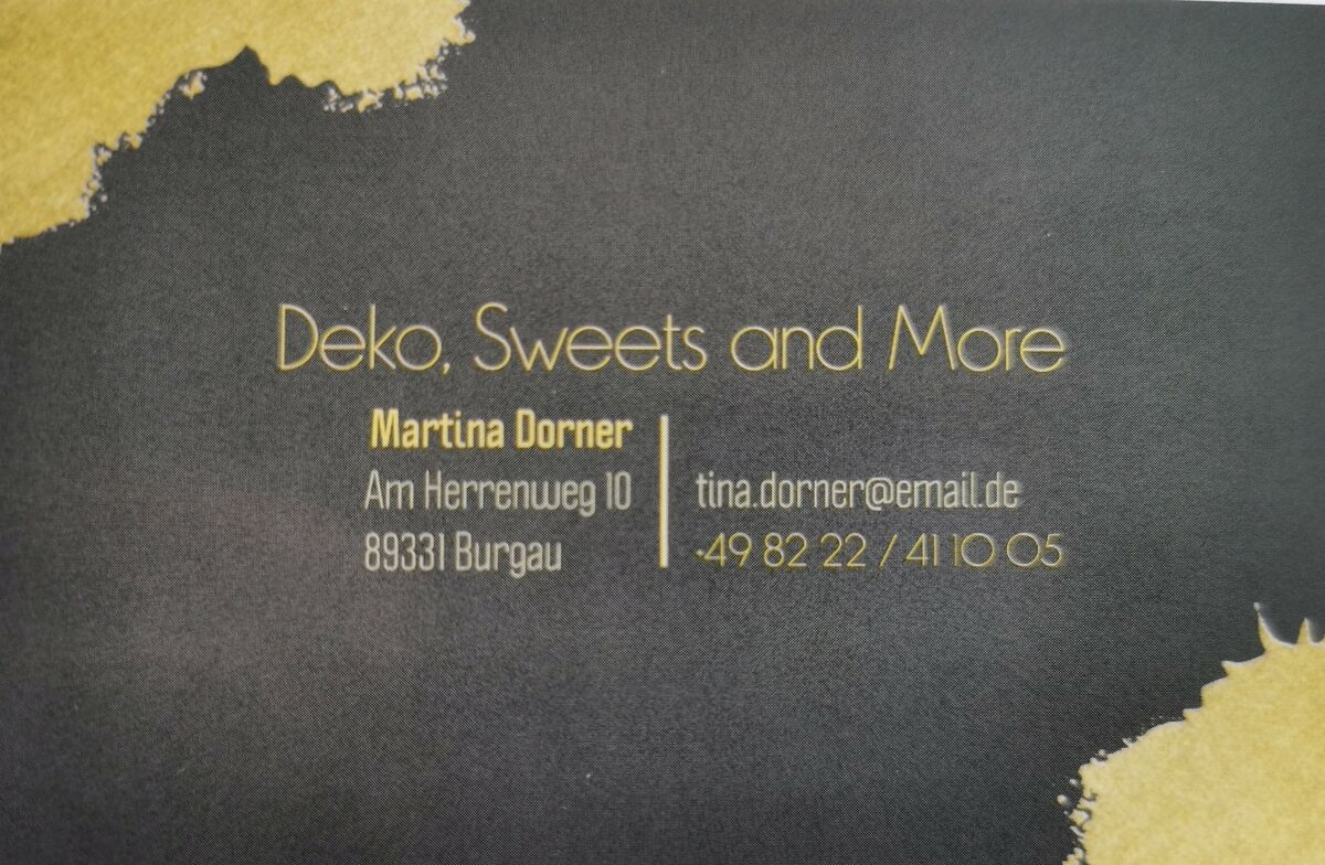 Deko Sweets and More