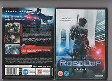 ROBOCOP DVD 2014 REMAKE INCLUDES SLIPCASE