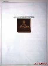 1977 'AFTER EIGHT' Mint Chocolates Advert #3 - Original Confectionary Print AD