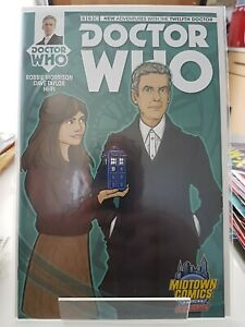 Doctor Who Midtown Comic NYC Exclusive