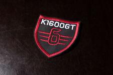 Aufnäher Patch für BMW K1600GT Fahrer