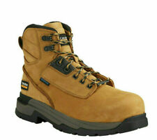 Mens ARIAT Mastergrip High Quality Composite Steel Toe S3 Safety Boots Size 7 41