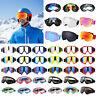 Skibrille Snowboardbrille Schneebrillen Herren Damen Brille für Brillenträger