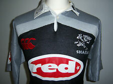 Shark Rugby Maglia Jersey Canterbury CCC Sudafrica L 2001/2003?