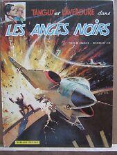 Charlier & Jijé: Tanguy et Laverdure dans les Anges Noirs/ Dargaud Editeur, 1971
