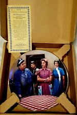 Hamilton Collection The Honeymooners First Issue 23K Gold Rimmed Plate Limited
