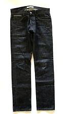 Men's Simon Miller Jeans Japanese Selvedge Denim M001 Dark Button Fly Size 30