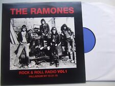 THE RAMONES live at the Palladium NY 12-31-79 Rock 'n' roll radio #1