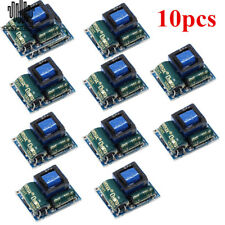 10Pcs AC-DC 5V 600mA Isolated Switching Power Supply Module 220V to 5V Regulator