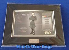 Star Wars Grand Moff Tarkin Character Key ACME Archives CIV Celebration IV #325