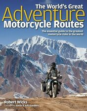 WORLD'S GREAT ADVENTURE MOTORCYCLE ROOTES