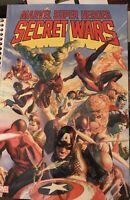 marvel secret wars tpb 1-12