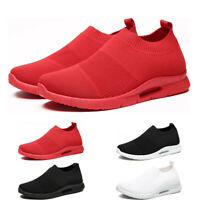 Men's Casual Running Sneakers Lightweight Athletic Sport Tennis Shoes Walking US