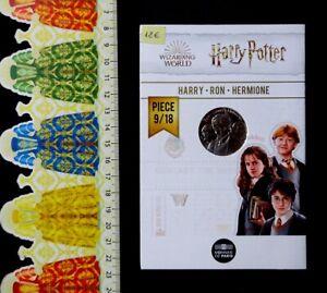 (FR), Pièce de 10 Euros, Argent, Harry Potter.