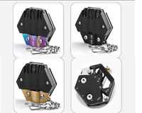 Multifunction Outdoor EDC Folding Screwdriver Camping Survival Plier Cutter Tool