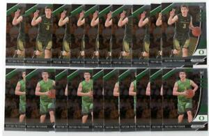x20 PAYTON PRITCHARD 2020-21 Prizm Draft Basketball Rookie Card lot/set Celtics!