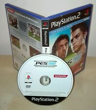PRO EVOLUTION SOCCER 2008 ps2 gioco game Sony PlayStation pes 2008 prima stampa