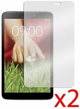 """2x protector pantalla Antirreflejo mate Hellfire Trading para LG G pad 8.3"""" V500"""