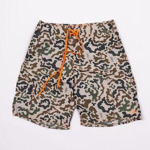 Addict x Swifty Camo Swim Shorts *RARE*