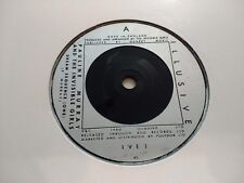 "PAULINE MURRAY & THE INVISIBLE GIRLS * DREAM SEQUENCE * 7"" SINGLE VG NEW WAVE"