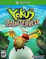 Yoku's Island Express Xbox One - NEW FREE US SHIPPING