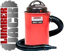 50 Litre Dust Extractor Vacuum with 100mm Hose Workshop Wood Chip Collector 240v