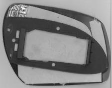 Piastra Specchio Speccietto sx Term Ford Focus Dal 2008 > 2010 Attacco Rettangol