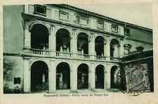 * Acquasparta ( Umbria ) : Portico interno del Palazzo Cesi * Periodo Anno 1924