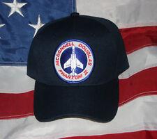 US NAVY MARINES AIR FORCE F-4 PHANTOM II HAT BALL CAP MCAS AFB NAS USS MCDONNELL