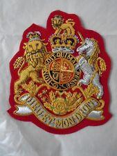 FOOTGUARDS ROYAL COAT OF ARMS REGIMENTAL SERGEANT MAJOR BRITISH ARMY