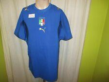 "Italien ""FIGC"" Nr.409 Original Puma EM Qualifikation Trikot 2006-2007 Gr.XXL Neu"