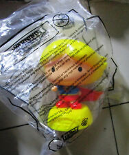 """2018 Jollibee DC Justice League figures 3.5"""" Supergirl SEALED PHILIPPINES"""
