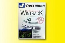 Viessmann 1006: WINTRACK 12.0, Vollversion mit 3D