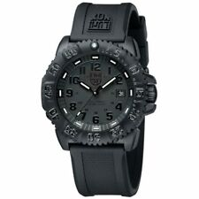 Luminox 3051 BLACKOUT EVO Navy SEAL Swiss Dive Watch - AUTHORIZED DEALER