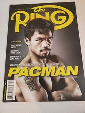 The RING PACMAN December 2011 Special Preview Section