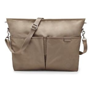 SKIP HOP DUET Removable Crossbody Bag ONLY for the 2-in-1 Diaper Tote - Taupe -