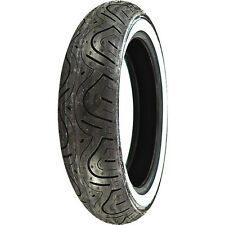 NEW CONTINENTAL MILESTONE WHITE WALL MT90B16 FRONT TYRE HARLEY ROAD KING ELECTRA